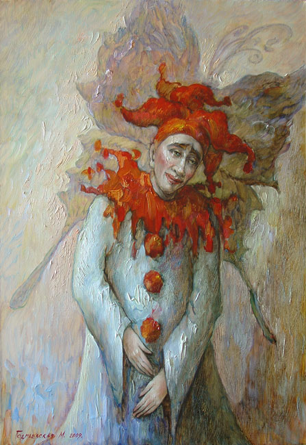 Художница марина подгаевская картина